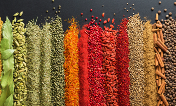 The health benefits of curry spices