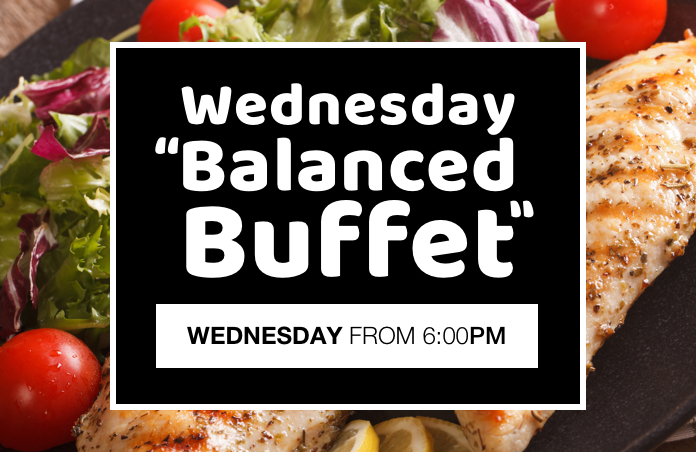 Balanced Buffet