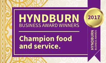Hyndburn Award Winners