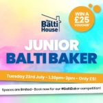 (ALL SPACES NOW FILLED) Young #BaltiBaker Competition!