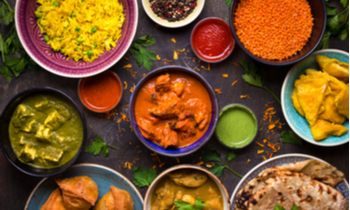Dawat & Family Feast Menus - 8th & 9th March